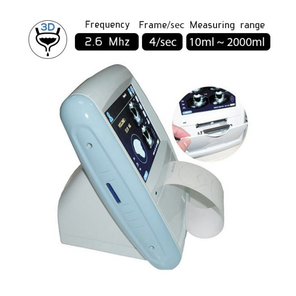 3D Scan Bladder WiFi Ultrasound Scanner B4-3D