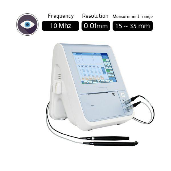 ماسح الموجات فوق الصوتية للعين A-Scan / ماسح الموجات فوق الصوتية للعين Opthta7-CD