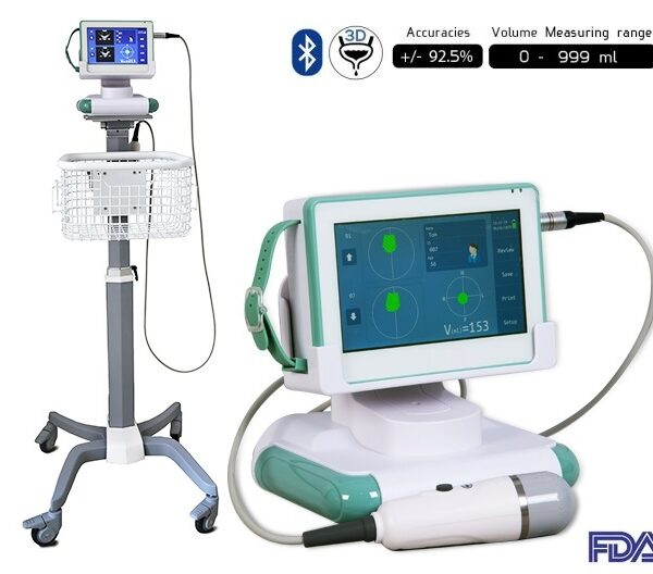 Urology Wireless Bluetooth 3D Bladder Ultrasound Scanner B2-3D