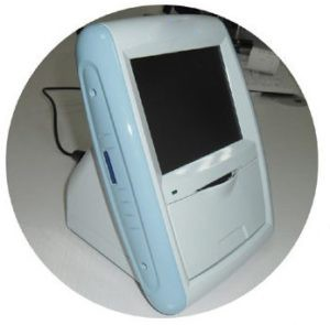 Escàner 3D d'ultrasò WiFi de la bufeta d'escaneig