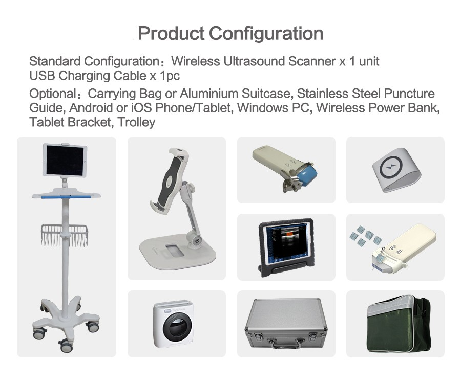Ultrasound Configuration