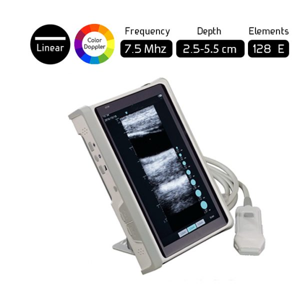 Screen Linear Ultrasound Scanner