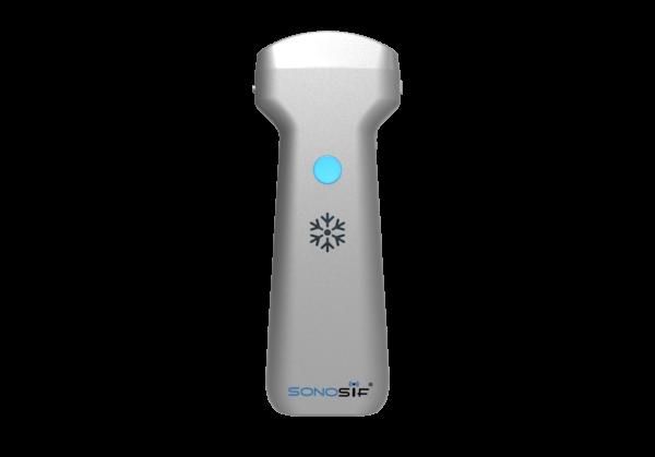 Wireless Convex Color Doppler Ultrasound Scanner CDC-1
