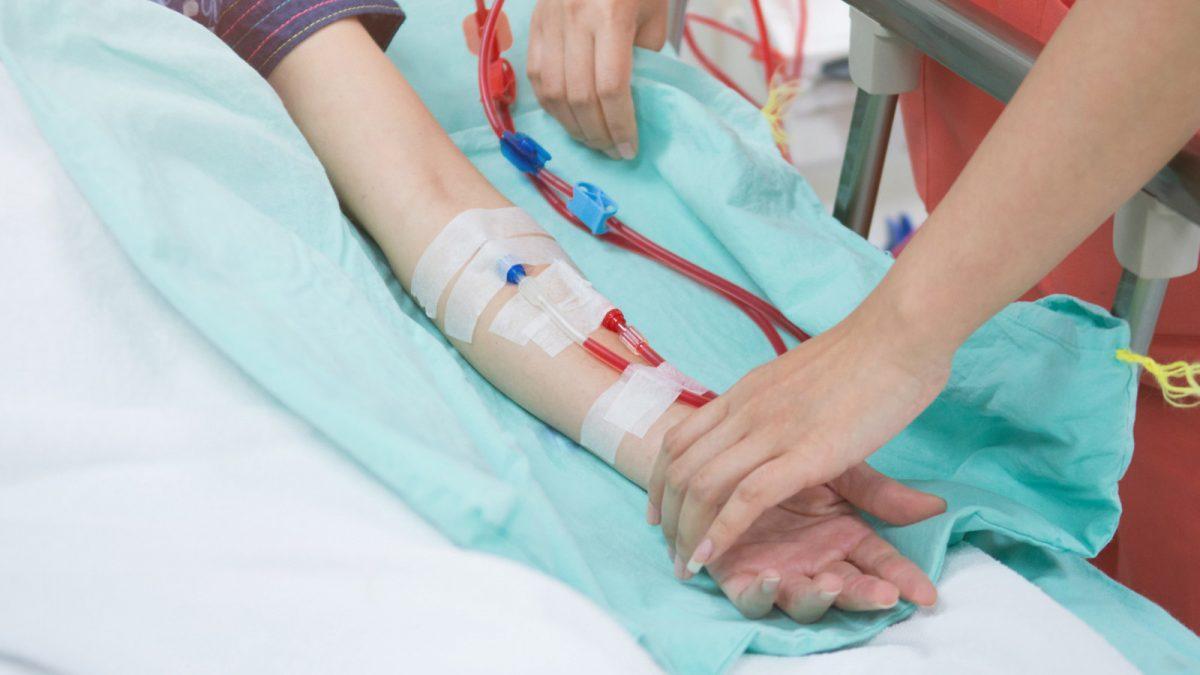 الوصول الى الاوعية الدموية