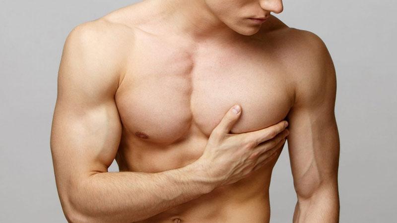 جراحة ثدي الذكور (التثدي) الموجهة بالموجات فوق الصوتية